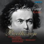 Pochette Beethoven 3 sonates