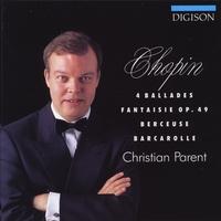 Chopin-4-ballades