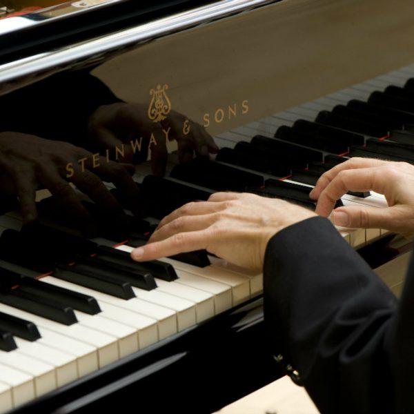 Christian Parent au piano