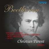 Pochette Beethoven La Tempête