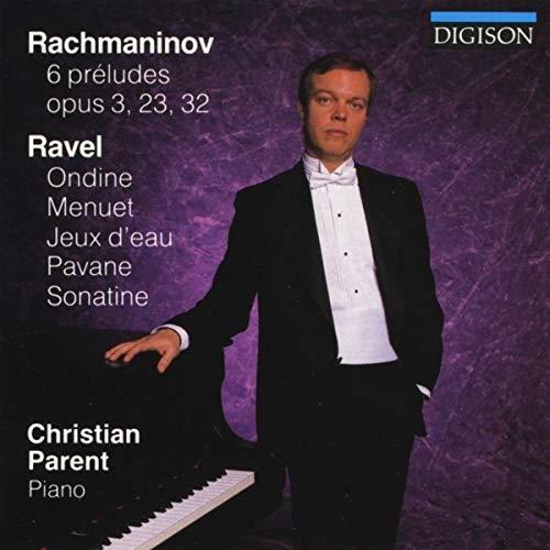 Ravhmaninov cover