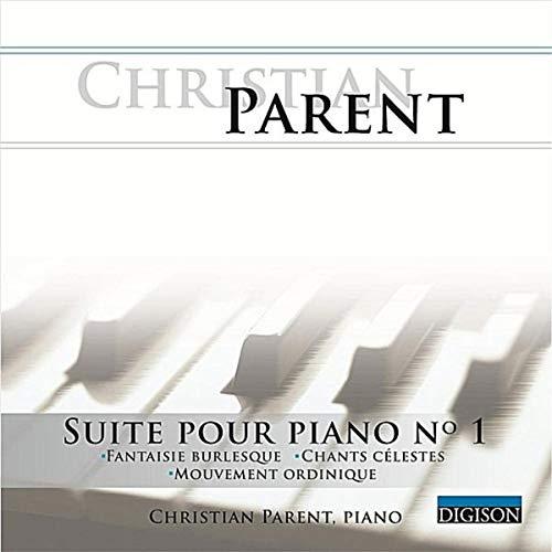 Suite pour piano cover